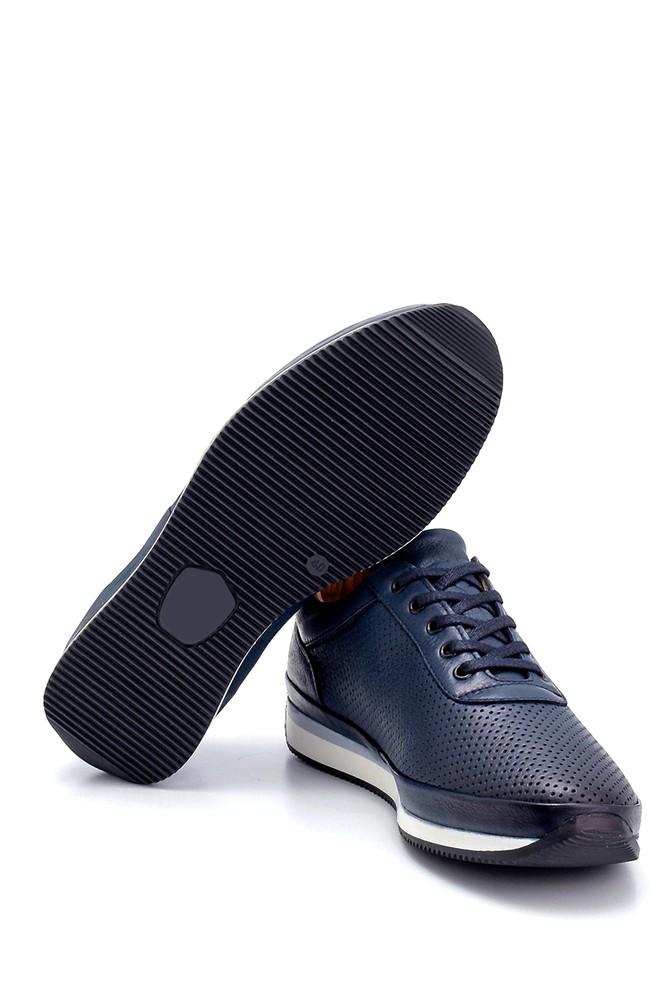 5638273408 Erkek Deri Sneaker