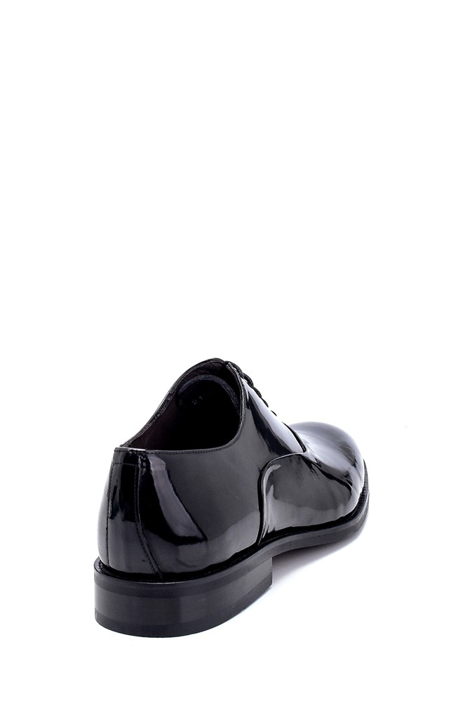 5638247132 Erkek Deri Rugan Klasik Ayakkabı