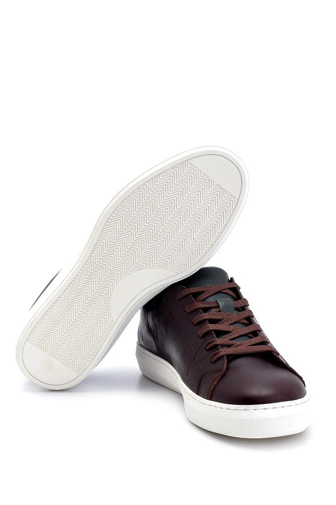 5638247650 Erkek Deri Sneaker