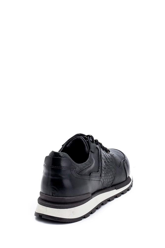 5638247889 Erkek Deri Sneaker