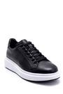 5638247931 Erkek Deri Sneaker