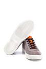 5638248014 Erkek Deri Süet Detaylı Sneaker