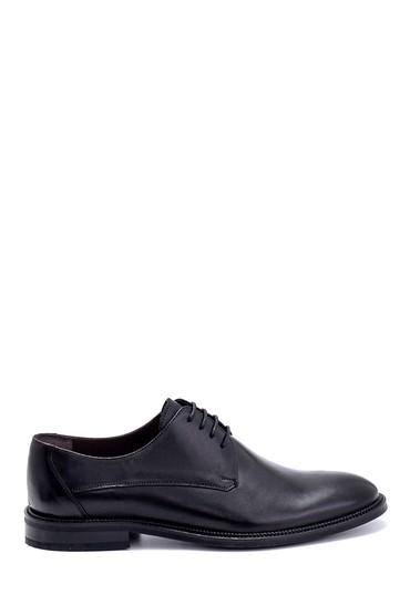 Siyah Erkek Deri Klasik Ayakkabı 5638249320
