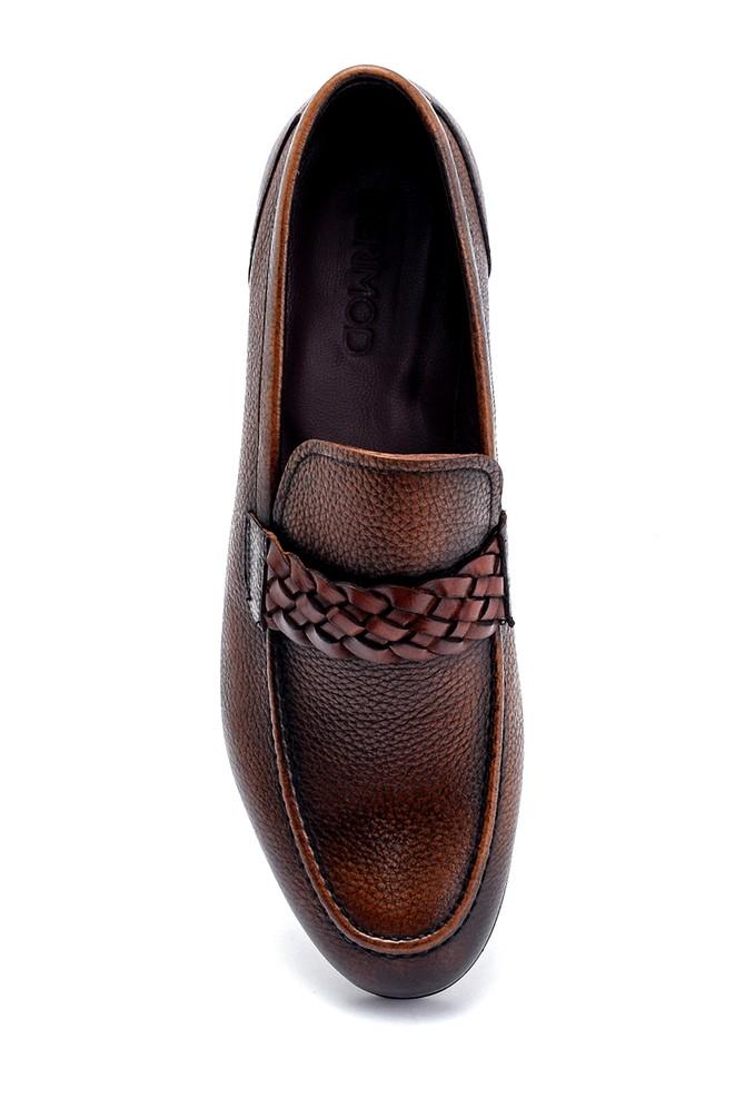 5638249459 Erkek Deri Klasik Loafer