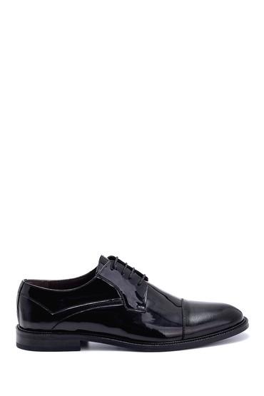 Siyah Erkek Deri Rugan Klasik Ayakkabı 5638250196