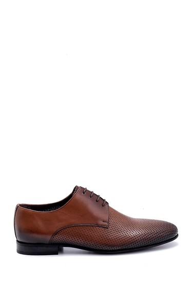 Kahverengi Erkek Deri Klasik Ayakkabı 5638250934