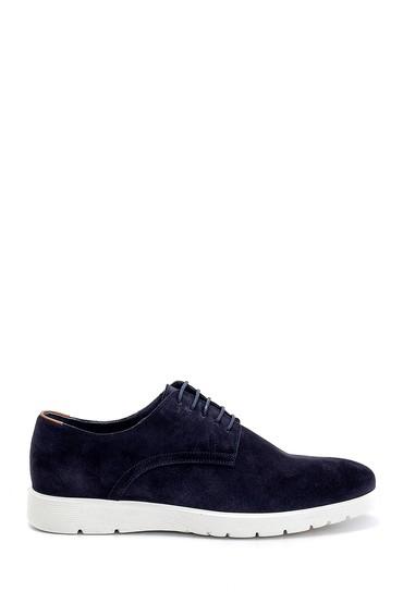 Lacivert Erkek Süet Klasik Ayakkabı 5638254011