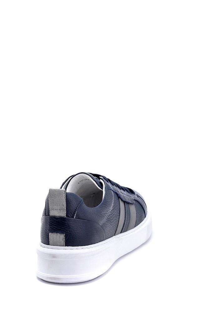 5638254033 Erkek Deri Sneaker