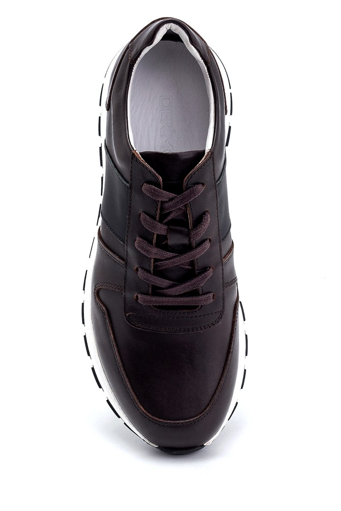 5638254066 Erkek Deri Sneaker