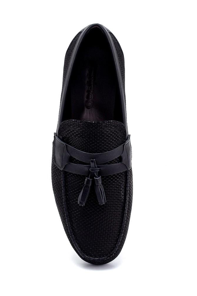 5638260341 Erkek Deri Klasik Loafer