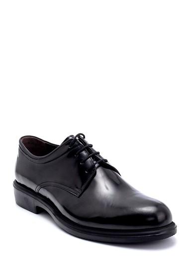 Siyah Erkek Deri Klasik Ayakkabı 5638260378