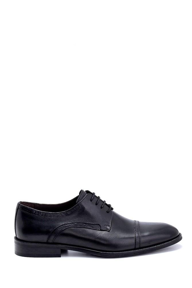 Siyah Erkek Deri Klasik Ayakkabı 5638260408