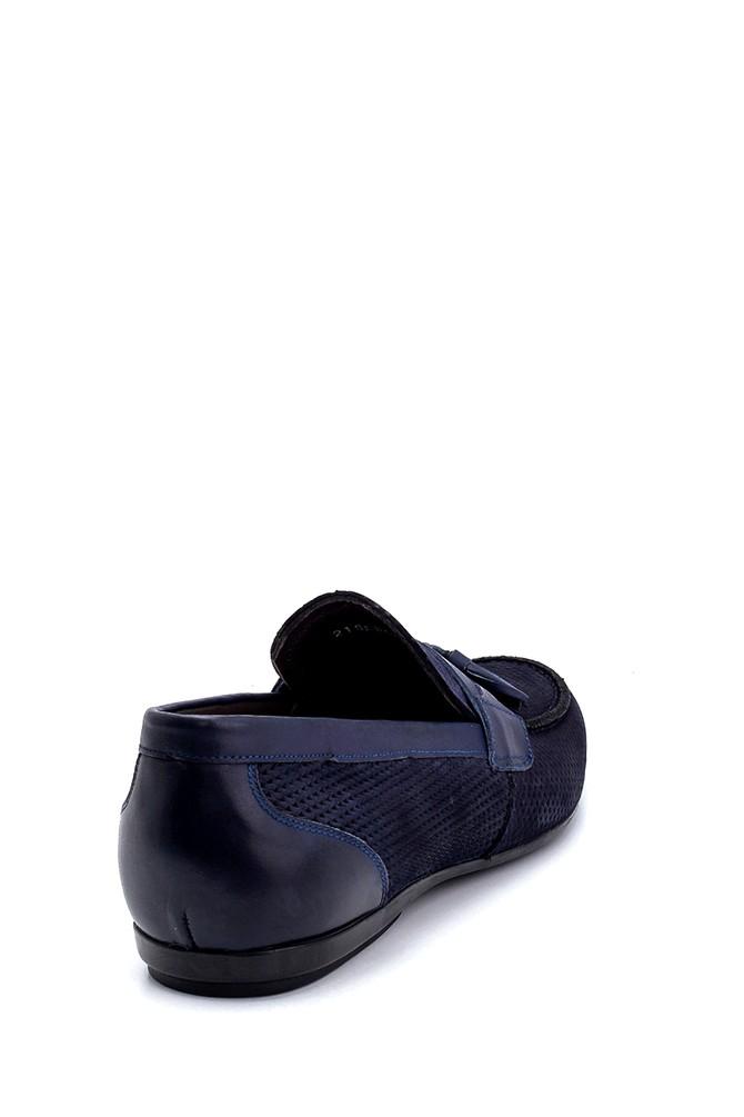 5638260343 Erkek Deri Klasik Loafer