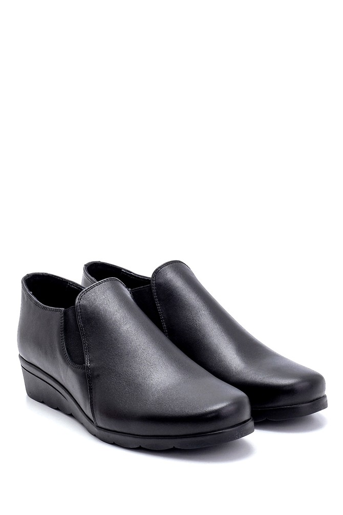 5638260657 Kadın Deri Ayakkabı