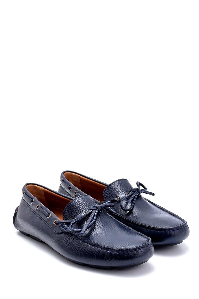 5638265865 Erkek Deri Klasik Loafer