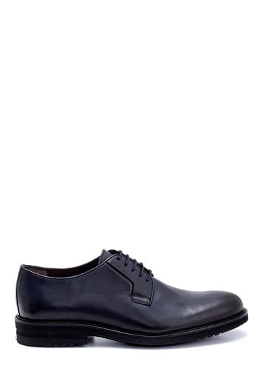Lacivert Erkek Deri Klasik Ayakkabı 5638266928