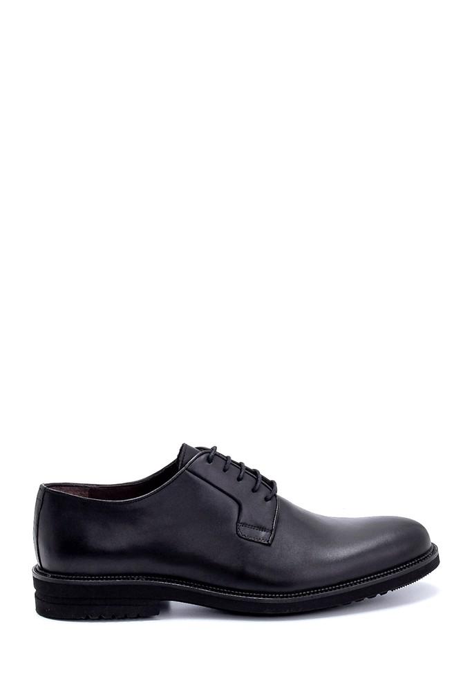 Siyah Erkek Deri Klasik Ayakkabı 5638266926