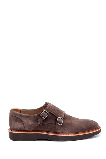 Kahverengi Erkek Süet Klasik Ayakkabı 5638275361