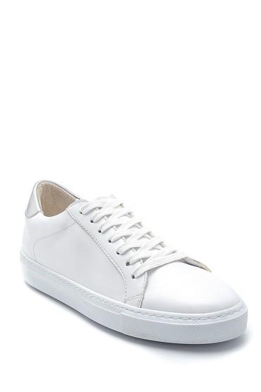 Beyaz Kadın Sneaker 5638273485