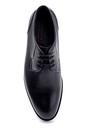 5638247572 Erkek Deri Baskılı Klasik Ayakkabı
