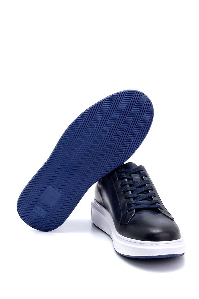 5638247927 Erkek Deri Sneaker
