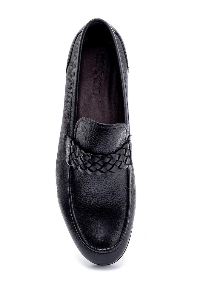 5638249453 Erkek Deri Klasik Loafer