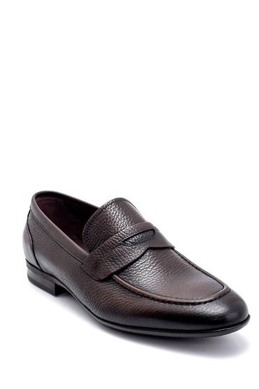 Kahverengi Erkek Deri Loafer 5638250967