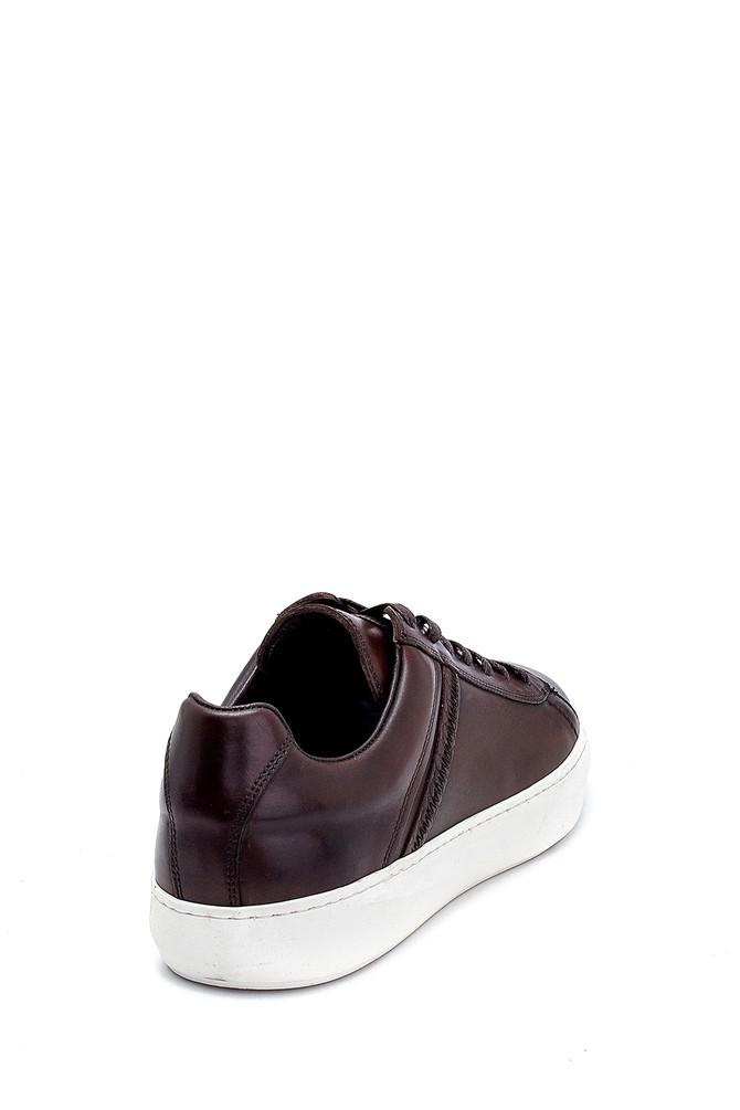 5638253117 Erkek Deri Sneaker