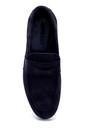 5638253896 Erkek Deri Süet Klasik Loafer