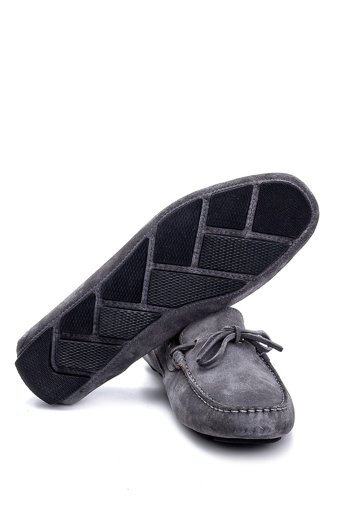 5638265755 Erkek Süet Klasik Loafer
