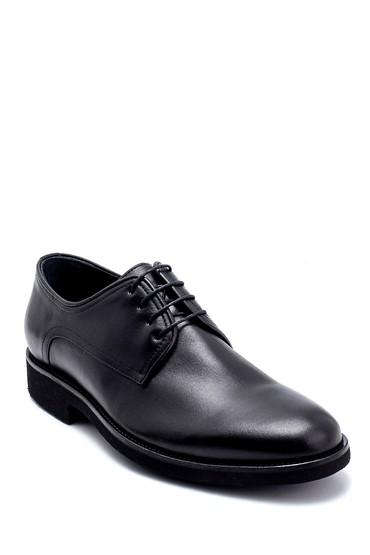 Siyah Erkek Deri Klasik Ayakkabı 5638265887