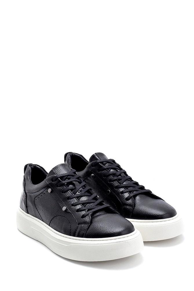 5638276153 Erkek Deri Sneaker