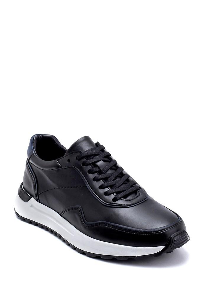 5638276217 Erkek Deri Sneaker