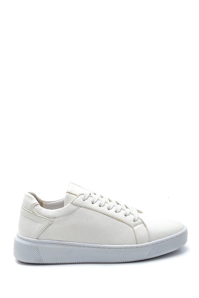 Beyaz Kadın Sneaker 5638259851