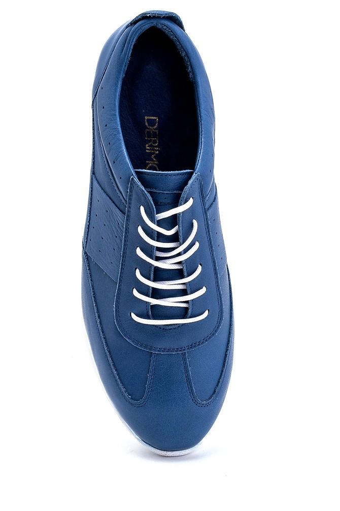 5638260070 Kadın Deri Sneaker