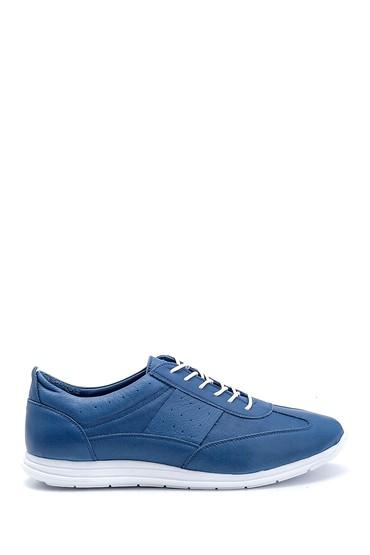 Mavi Kadın Deri Sneaker 5638260070