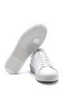 5638259805 Kadın Deri Yıldız Detaylı Sneaker