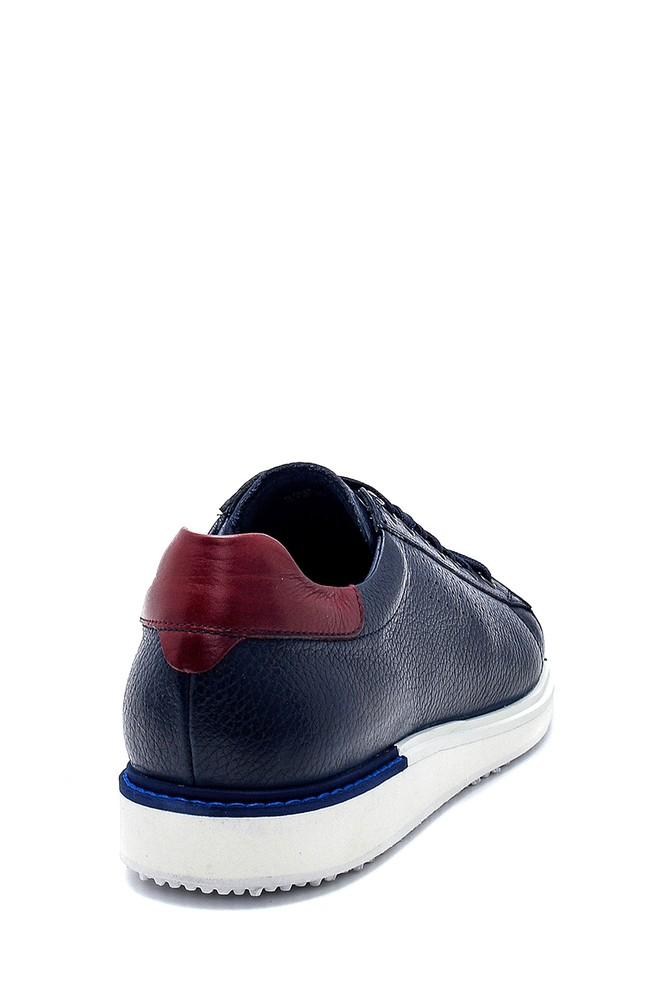 5638253319 Erkek Deri Sneaker