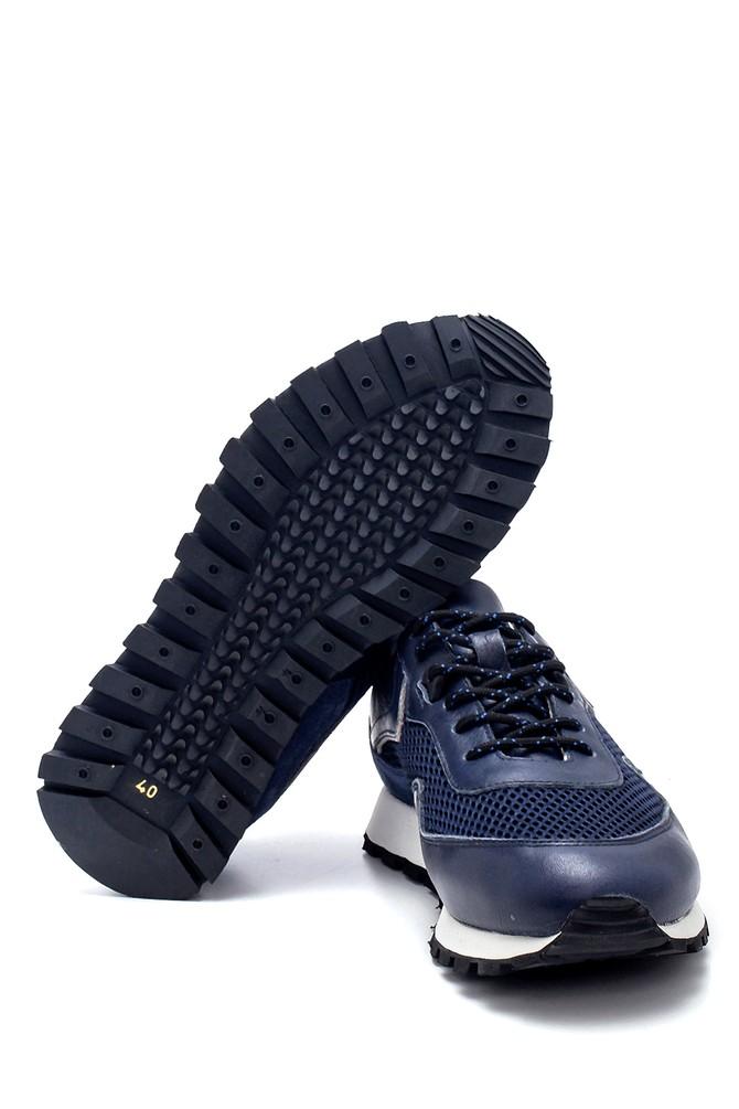 5638253354 Erkek Deri Sneaker