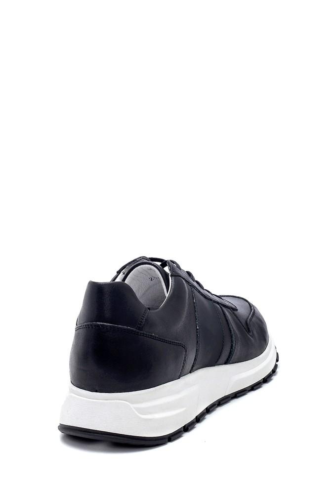 5638254060 Erkek Deri Sneaker