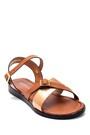 5638255369 Kadın Deri Sandalet