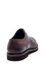 5638256879 Erkek Deri Kroko Desenli Ayakkabı