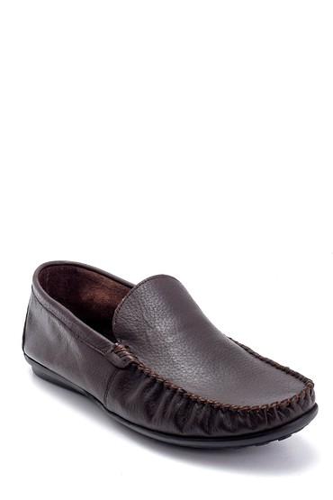 Kahverengi Erkek Deri Loafer 5638236775
