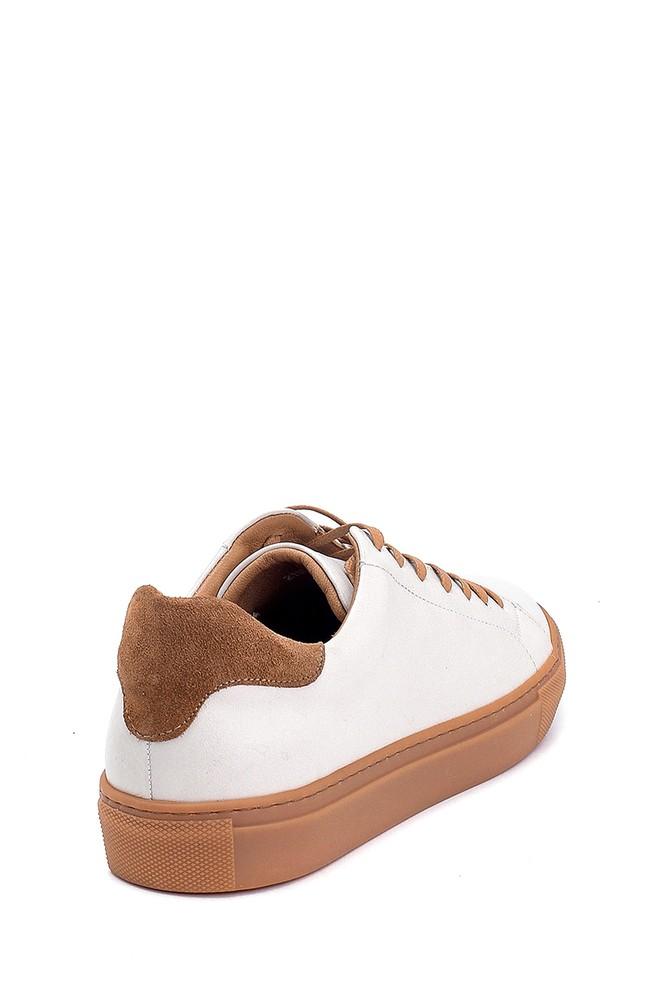 5638248121 Erkek Deri Sneaker