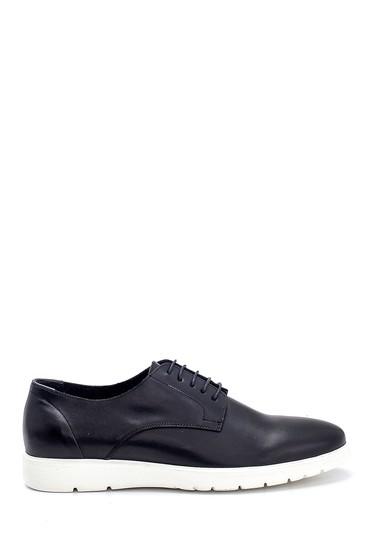 Siyah Erkek Deri Ayakkabı 5638253994