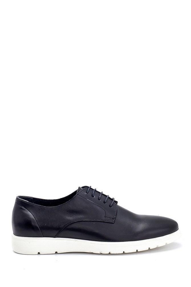 Siyah Erkek Deri Ayakkabı 5638254002