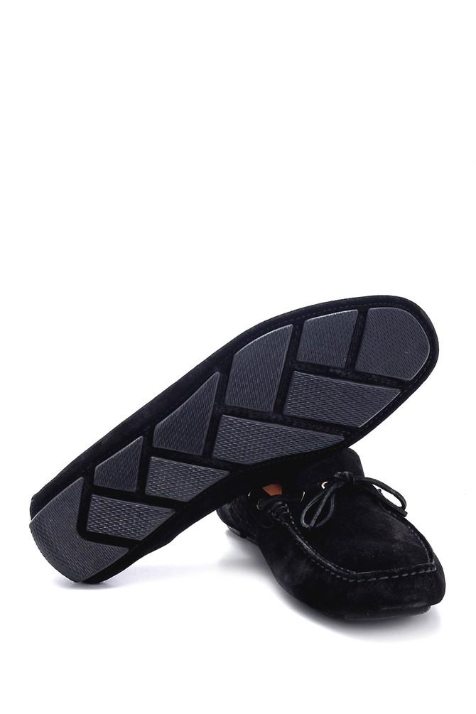 5638265757 Erkek Süet Klasik Loafer