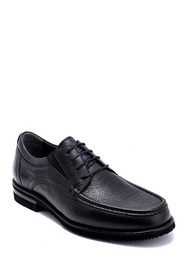 Siyah Erkek Deri Ayakkabı 5638270037