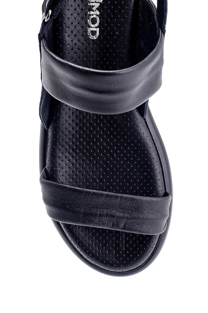 5638268233 Kadın Deri Sandalet