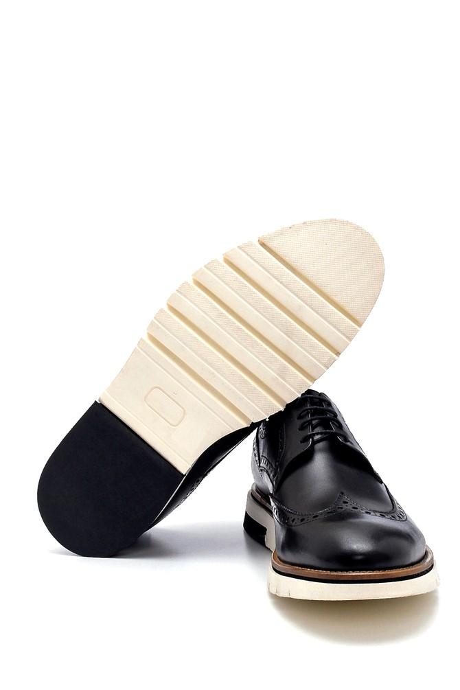 5638277019 Erkek Deri Casual Ayakkabı